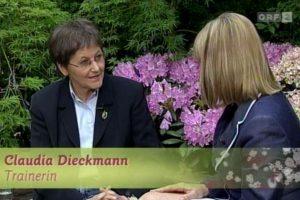 Frühlingszeit ORF2 mit Mag. Claudia Dieckmann