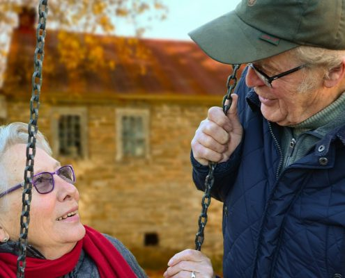 Über das Älterwerden